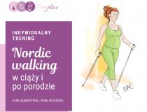 Indywidualne zajęcia nordic walking dla kobiet w ciąży i po porodzie